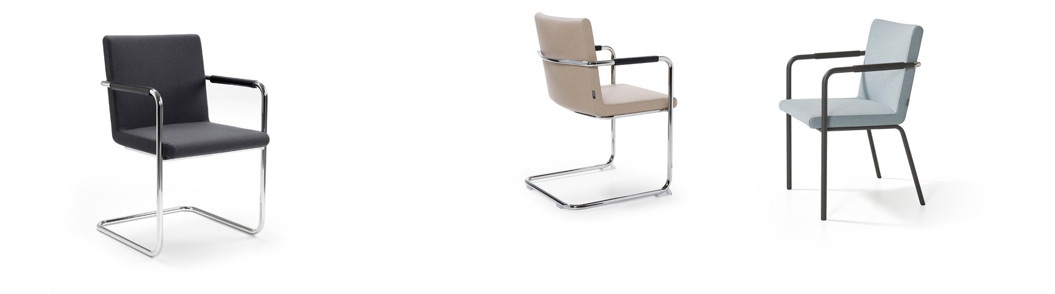 Comfortable conference chairs Icon Plus