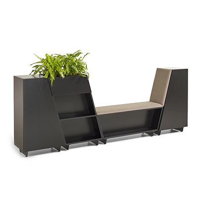 Office space divider Petram
