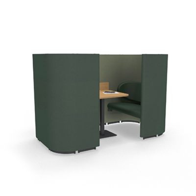 Meeting booth Rondo Box Quattro