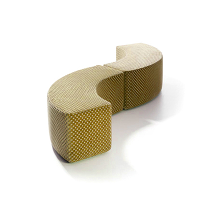 Dots Curve soft seating