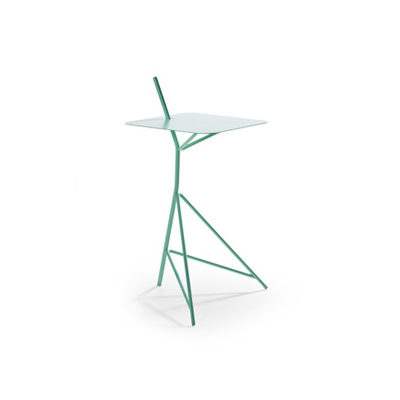 Leaf side table