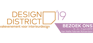 Design District 2019 logo