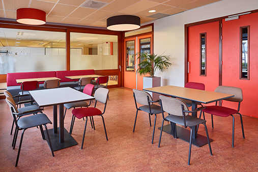 Design of classrooms practice education Kempenhorst College