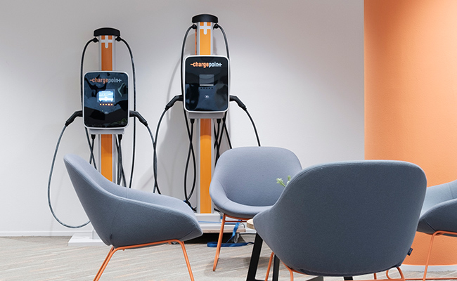 The Chargers of ChargePoint
