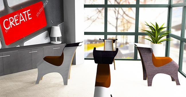 Creatieve Interieur Inrichting : Studio ontwerpstudio voor interieur design in d en d lande